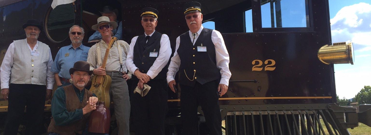 Train crew