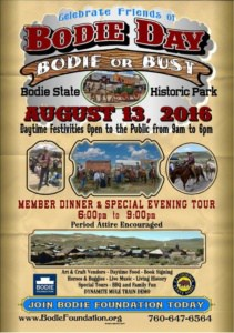 Goin' to Bodie!
